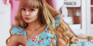 This Girl With A 32E Bra Size Claims To Be The New 'Human Barbie' And Hasn't Had ANY Plastic Surgery