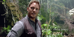 Watch Chris Pratt Do His Own Stunts In This Behind The Scenes Video From 'Jurassic World'