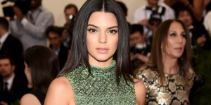 Kendall Jenner's Sideboob-Baring Dress At The Met Gala Deserves Attention