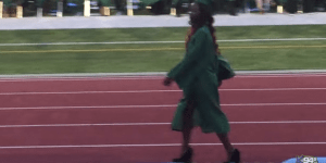 Watch This Girl Face Plant During Her High School Graduation Walk And Be Glad That Wasn't You…Or Was It?