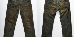 This 130-Year-Old Pair Of Jeans Looks Better Than Mine After A Night On Bourbon Street