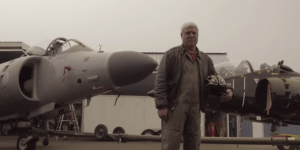 Retired Marine Pilot Uses Real Estate Fortune To Buy His Own Fighter Jet, Is A Complete Badass