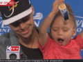 Steph Curry's Daughter Riley Curry Stole The Show Once Again At Warriors Post-Game Press Conference