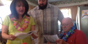 Bro Surprises His Parents With A Trip To Hawaii For Their 50th Anniversary And CHOO CHOO! All Aboard The FEELS TRAIN