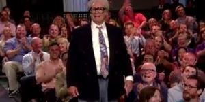 Holy Cow! Will Ferrell Did His Harry Caray Impression For David Letterman