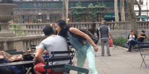 Women Attempt To Sexually Harass Men On The Street, And Well, They Absolutely Loved It