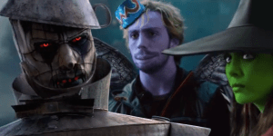 Movie Mash-Up Of The Day: Evil Tin Man Terrorizes The World When Avengers: Age Of Ultron Meets Wizard Of Oz