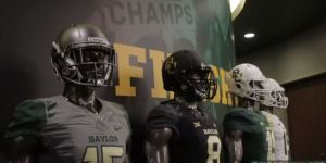 Baylor Now Has A Perfectly Reasonable 120 Uniform Combinations