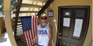 California Bro Fights Back When His Landlord Asks Him To Take Down The American Flag