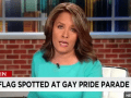 CNN Reported On An 'ISIS Flag'  At A Gay Pride Event. The Flag Was Actually Of Dildos And Butt Plugs