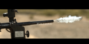 The iPhone 6 Plus Is No Match When Shot With 14.5mm Artillery, But Man Does It Look Awesome In Slow-Mo HD