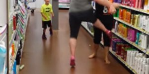 Terrible Mother In Vicious Walmart Fight Video Arrested For Encouraging Her Son To Join In