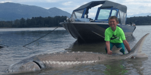 9-Year-Old Boy Reels In Mammoth 600-LBS Fish In 'Nearly Impossible Feat'