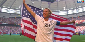 USA Beats Japan To Win The Women's World Cup