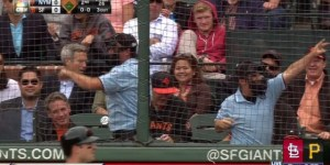 Two Fans Dressed As Umpires During A Baseball Game, Hilarity Ensued
