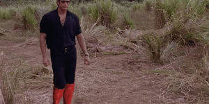 Here's What The 'Jurassic Park' Movies Would Have Looked Like If EVERYONE Was Wearing High Heels