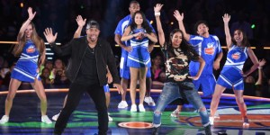Russell Wilson And Ciara Showcased Their 'Whip/Nae Nae' Skills And DON'T QUIT YOUR DAY JOB RUSSELL