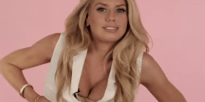 Charlotte McKinney Has A Few Words For Haters Who Tell Her That Her Boobs Are Going To Sag Someday