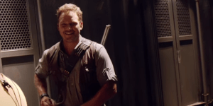 Hilarious Time-Lapse Of Chris Pratt Learning To Whistle Is Proof Nobody's Perfect
