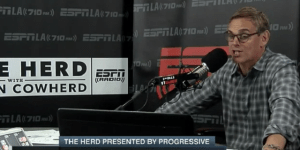 Colin Cowherd Is Gone From ESPN After Making Racist Comments About Dominicans On Air