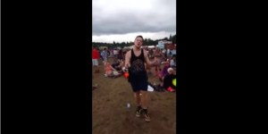There Isn't Enough Molly In The World To Recreate This Bro's Epic Dance Routine To 'Uptown Funk'