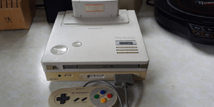 Guy Claims To Have Found Extemely Rare Sony-Nintendo Playstation Prototype