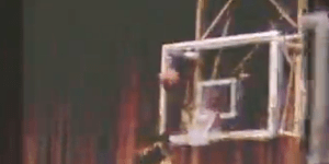Rare Footage Of Michael Jordan Dunking In High School Proves Why His Nickname Is 'Air'