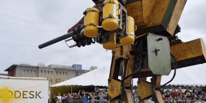 The USA Just Challenged Japan To A Giant Deadly Robot Fight And I See No Way This Can End Poorly