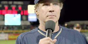 The 'Will Ferrell Takes The Field' Trailer Confirms, Yeah, Will Ferrell Played Some Pro Baseball