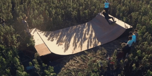 Great Googly Moogly! These Australians Built A Ramp Smack Dab In The Middle Of A Cannabis Field