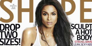 Ciara Flaunts Nipples In Sultry Photoshoot, And Russell Wilson Is One Lucky Man. Maybe. (VIDEO)
