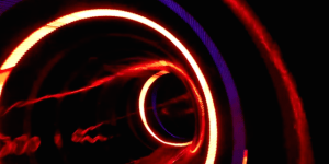 'Black Hole' Waterslide Is Probably The Closest You Can Get To Tripping Without Drugs