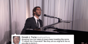 Josh Groban Sings The Best Donald Trump Tweets And This Could Be The Album Of The Year