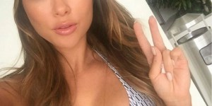 Arianny Celeste Is In Mexico And Seems To Really Like Snapping Bikini Pics
