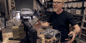 Watch The Myth Busters Test Whether The Trunk-Mounted Machine Gun From The 'Breaking Bad' Finale Is Actually Possible