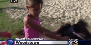 Point And Laugh At This Stupid Little Girl Who Got Kicked In The Ass By A Pony On Live Television