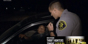 This Man On 'Cops' Is High On Meth, Getting Texts From Hookers, And Can't Stop Lying To The Cops