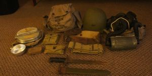 Guy Finds Grandfather's WWII Duffel Bag And It's Filled With All Kinds Of Awesome