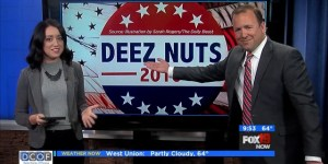 ROUNDUP: Presidential Candidate Deez Nuts, Now More Popular Than Hillary Clinton, Makes Endorsements, Gets Hit With Attack Ad