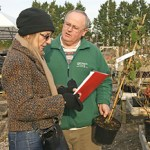 Expert advice always on hand to help with your fruit growing needs.