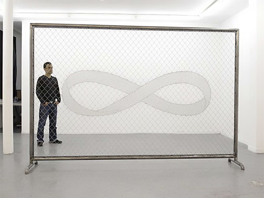 """L'Univers"", 2007 by Nicolas Milhé."