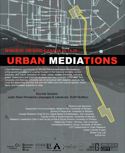 urban mediations