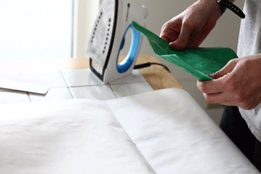 fusing green bags