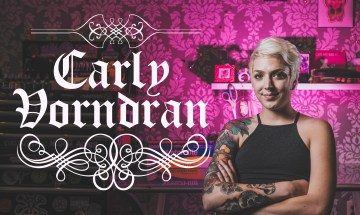 Carly Ttle Card