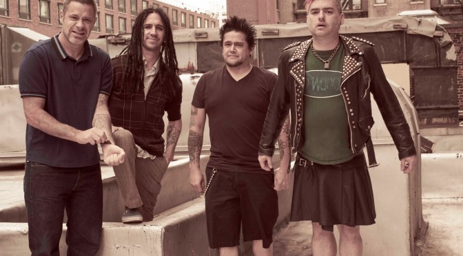 Album Review: NOFX – <i>First Ditch Effort</i>