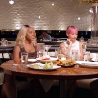 BLAZIN CLIP: Teairra Mari gets into a Basketball Wives LA vs Love & Hip Hop battle with Malaysia & Jackie Christie