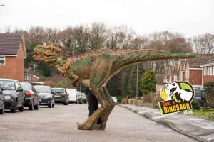 Dexter Dinosaur