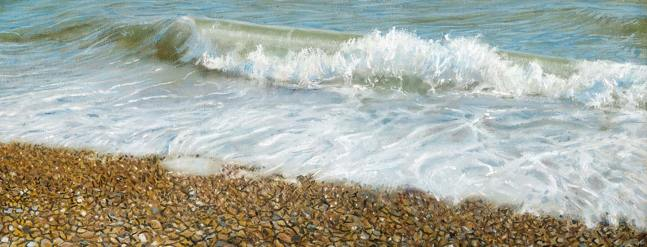 John Burgess: From the land to the sea 2nd Feb to 8th April
