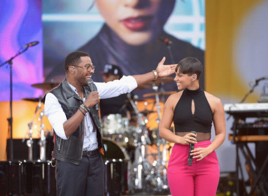 alicia-keys-maxwell-gma-Photo-by-Michael-Loccisano-Getty-Images