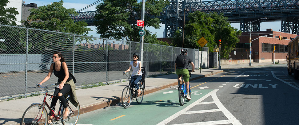 Adopt The Williamsburg section of the Brooklyn Greenway